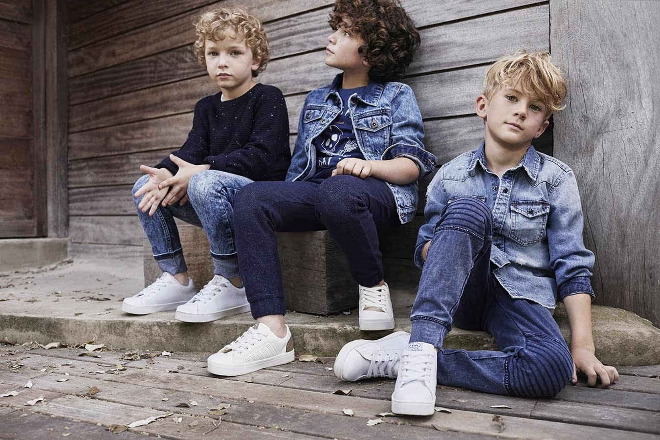 LEFTIES KIDS 3 PHOTO BY ENRIC GALCERAN