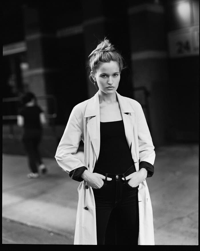 Adriana in NYC photo by Enric Galceran - 10