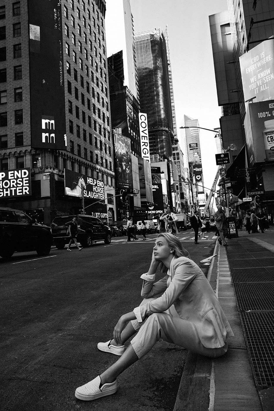 KYLIE NEW YORK BY ENRIC GALCERAN - PHOTO 06