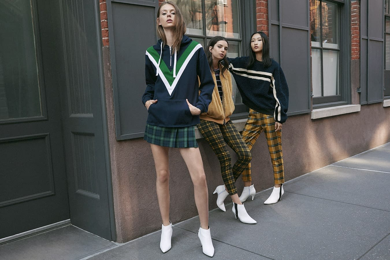 LEFTIES WOMAN URBAN NYC AW18 8 PHOTO BY ENRIC GALCERAN