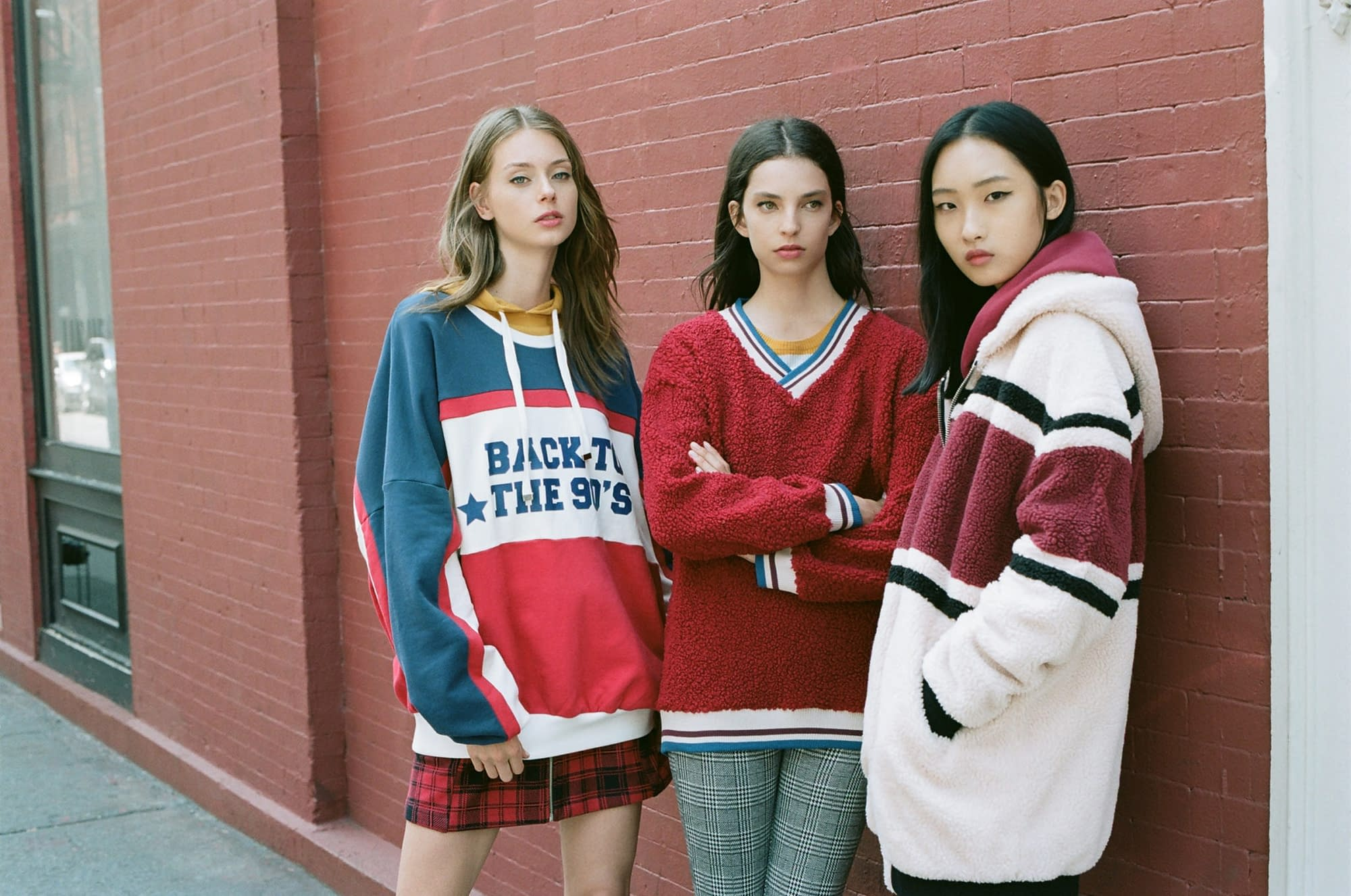 LEFTIES WOMAN URBAN NYC AW18 22G PHOTO BY ENRIC GALCERAN