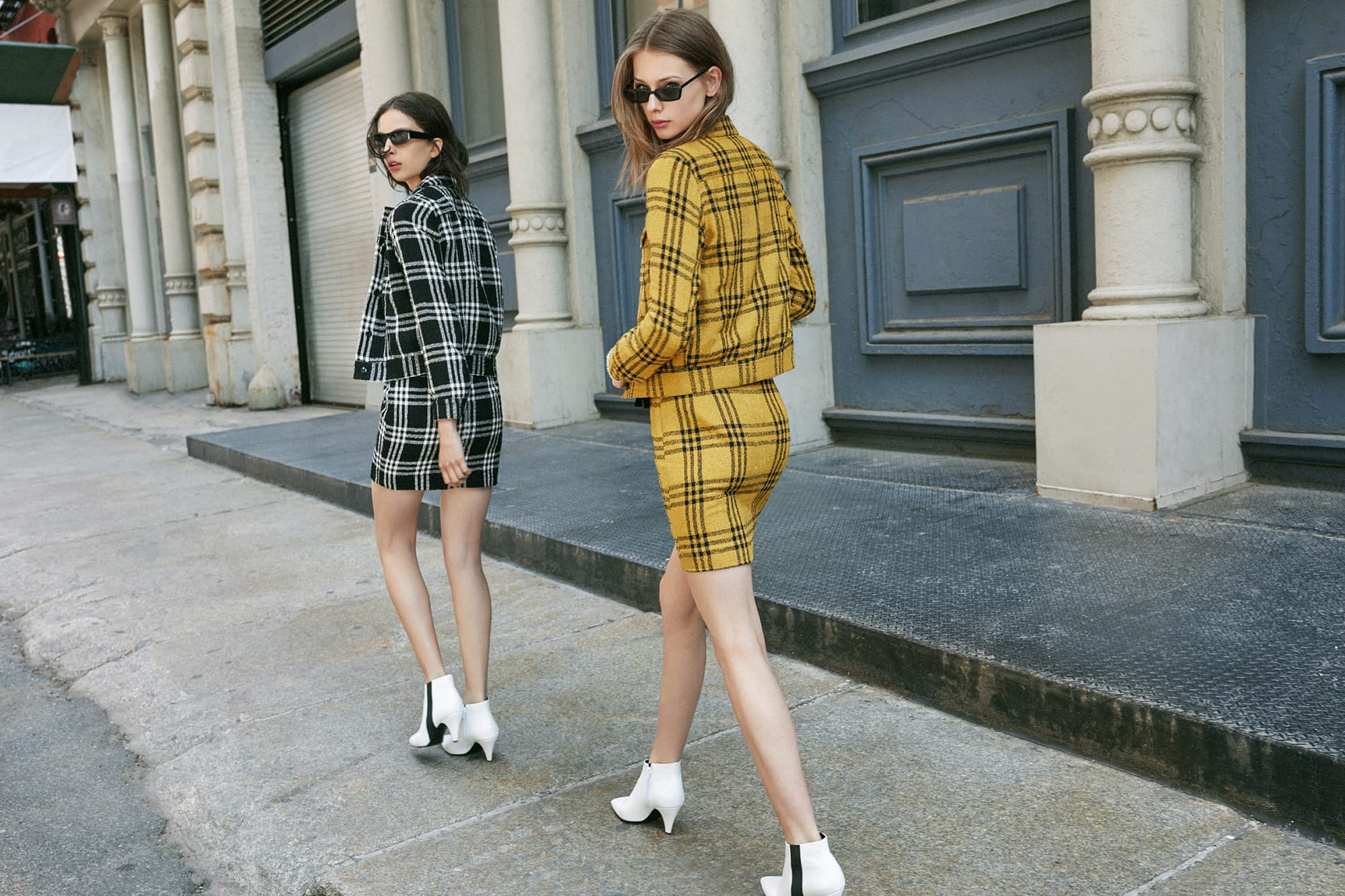 LEFTIES WOMAN URBAN NYC AW18 5G PHOTO BY ENRIC GALCERAN
