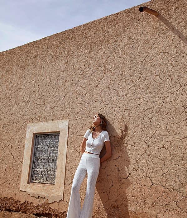 Dasha Maletina and Nikita Wiorek for Lefties Woman 8 photo by Enric Galceran